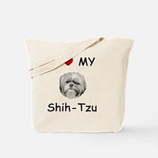shihtzu Tote Bag