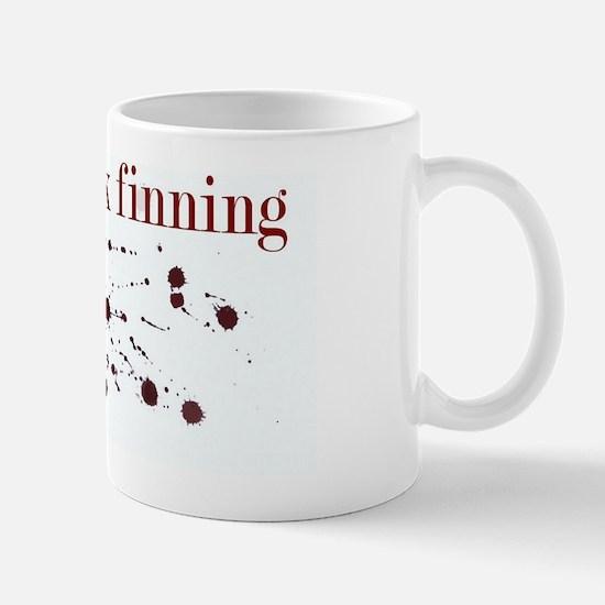 sharks-blood Mug