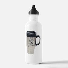 SkullMug062709 Water Bottle