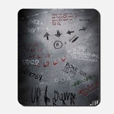 Cheat Codes Poster Mousepad