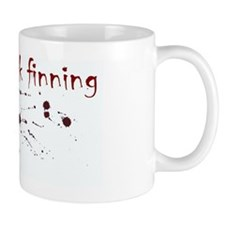 shark blood Coffee Mug
