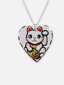 2-moneycat300 Necklace