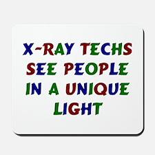 X-Ray Tech Mousepad