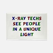 X-Ray Tech Rectangle Magnet