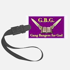 GBG master Luggage Tag