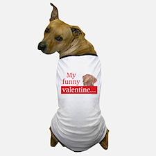 my funny lab valentine Dog T-Shirt