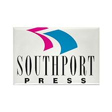 southportpress_logo Rectangle Magnet