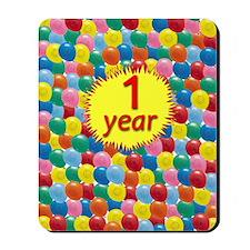 card balloons1 Mousepad