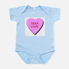 Geek Love Infant Bodysuit