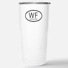 wfCarSticker Stainless Steel Travel Mug