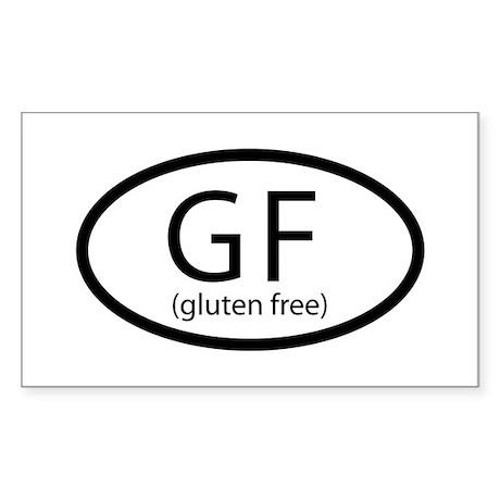 gfCarSticker Sticker (Rectangle)