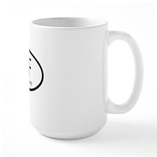 gfCarSticker Mug