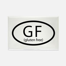 gfCarSticker Rectangle Magnet