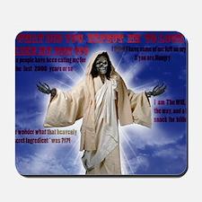 Jesus-2222 Mousepad