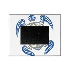 Tribal Sea Turtle Picture Frame