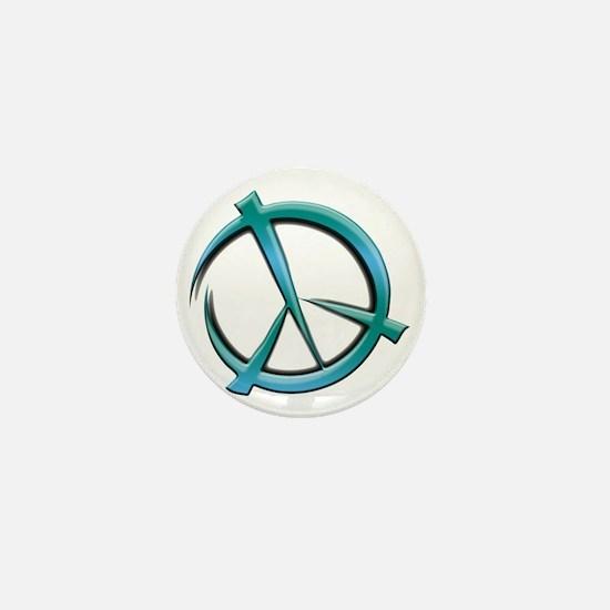 peace-art Mini Button