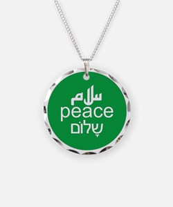 peace-3lang Necklace
