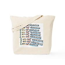 2-ocd2 copy Tote Bag