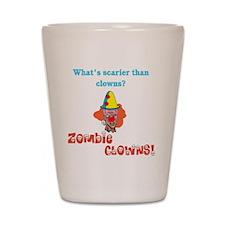 ZombieClowns2 Shot Glass