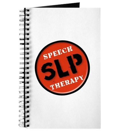 Red Speech Therapy Journal