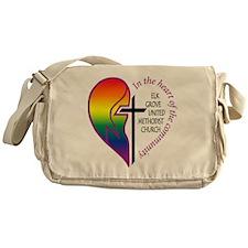 EGUMC logo rainbow2 Messenger Bag
