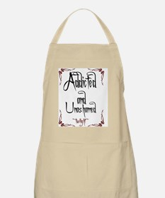 addicted to  twilight2 Apron