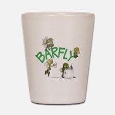 Barfly group Shot Glass