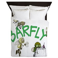 Barfly group Queen Duvet