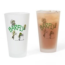 Barfly group Drinking Glass