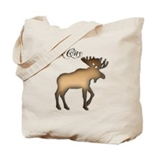 Park City Souvenir Moose Tote Bag