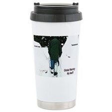 Global Warming 2009 Travel Mug