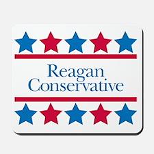 Reagan Conservative Mousepad