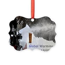 Global Warming December 2009 Ornament
