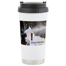 Global Warming December 2009 Travel Mug