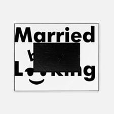 shirt-married-looking Picture Frame