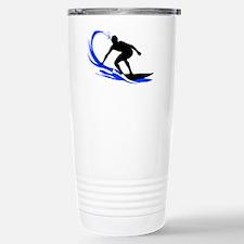 shirt-waves-surfer2 Travel Mug