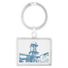 watertower Landscape Keychain