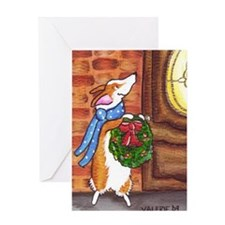 welcome christmas Greeting Card
