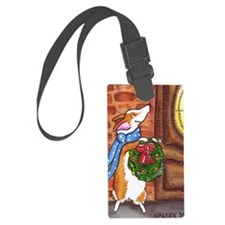 welcome christmas Luggage Tag