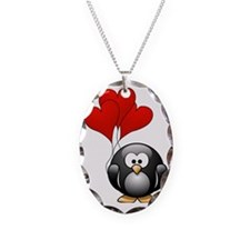 Val_Penguin Necklace