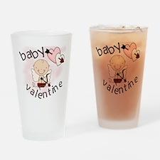 BABYVALENTINE Drinking Glass