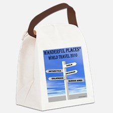 WT 2010 Canvas Lunch Bag