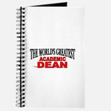"""The World's Greatest Academic Dean"" Journal"