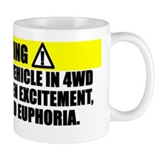 2-Operating Warning Mug