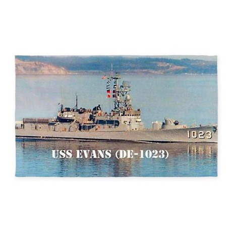 evans large poster 3'x5' Area Rug