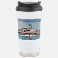 evans large poster Travel Mug