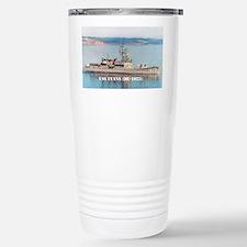 evans mini poster Travel Mug