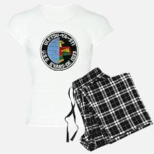 evans patch transparent Pajamas