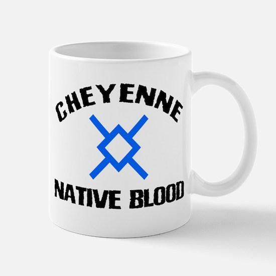Cheyenne Native Blood Mug