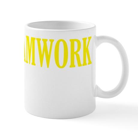 teamwork1 Mug